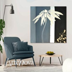 Fiore dipinto art.D112