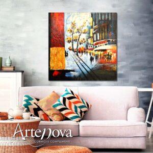 Astratto dipinto art. D118