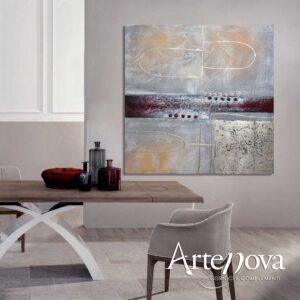 Astratto dipinto art.D121