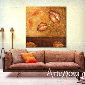 Fiore dipinto art. D123