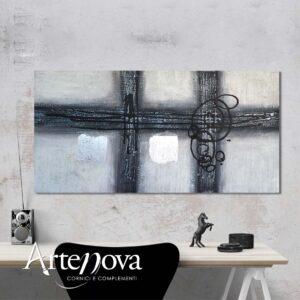 Astratto dipinto art. D124