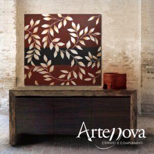 Astratto dipinto moderno art. D130