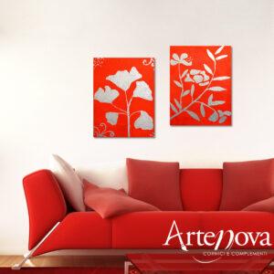 Fiore dipinto art. D141