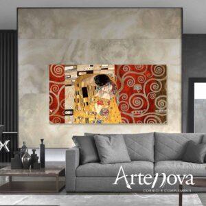 Quadro moderno Klimt 2GK121