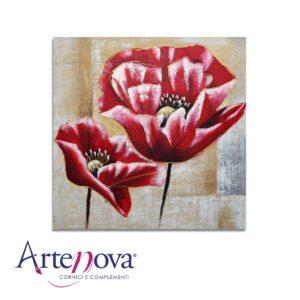 Fiore dipinto  art. D131